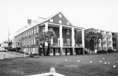 History Of The Chesterfield Inn Myrtle Beach Sc