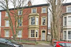 Extremely spacious three/four bedroom end town house which offers truly versatile living accommodation and absolutely requires inspection. Nottingham, Townhouse, Mansions, Contemporary, Street, House Styles, Home Decor, Decoration Home, Terraced House
