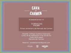 No te pierdas hoy la cata en Mercado del Carmen con productos de Marilyn Abarrotes http://www.queremoscomer.com/restaurantes/comida-hindu/condesa-roma/taj-mahal?utm_content=buffer6e84b&utm_medium=social&utm_source=pinterest.com&utm_campaign=buffer