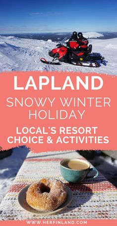Are you looking for an authentic Lapland snowy winter holiday? Are you wondering how Finns spend their Lapland holidays and want to experience some local lifestyle? Then this guide is for you. Click over to read more about Ylläs, one of the locals' favorites in Lapland! #laplandfinlandwinter #laplandfinlandtravel #yllaslapland
