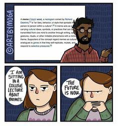 Meg Quinn is the artist behind the Art By Moga comics. She draws funny relatable stories based on her day to day experiences. Most of the comics have a humorous undertone, but Meg tends to add some serious notes from time to time. Online Social Networks, Funny Comic Strips, Funny Mems, Jokes Pics, Just Amazing, Awesome, I Cant Even, Geek Culture, Funny Comics