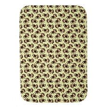 Carter's Keep Me Dry Flannel Bassinet Pad 18 X 27 inch - Monkey  Good to keep changing table cover clean so you don't wash it as much.