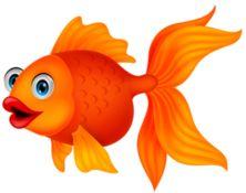 Illustration about Illustration of Cute golden fish cartoon. Illustration of look, comic, orange - 33242475 Fish Cartoon Images, Cartoon Fish, Cartoon Kunst, Cartoon Art, Fish Clipart, Golden Fish, Cartoon Posters, Fish Art, Pebble Art