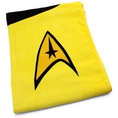 Star trek beach towels! Sooo need this for the next beach trip!!!!