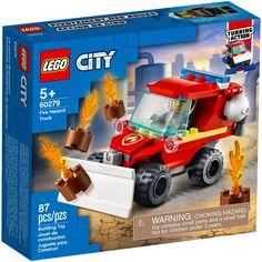 Toy Trucks, Fire Trucks, Lego City Fire, Fire Helmet, Free Lego, Lego Builder, All Lego, Lego Pieces, Building Toys