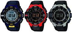 Casio Announces PRG270 Watch With Third Generation Triple Sensor