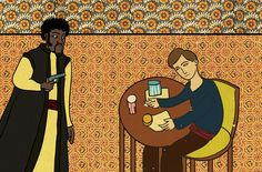 Classic Movies in Miniature Style by Murat Palta - Pulp Fiction (1 of 4)