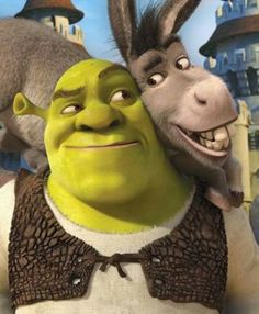 Michael McCullers has a great idea for Shrek which the DreamWorks Animation team is currently exploring. Mormon Humor, Mormon Quotes, Lds Mormon, Lds Quotes, Shrek 2, Shrek Memes, Shrek Donkey, Princesa Fiona, Church Humor