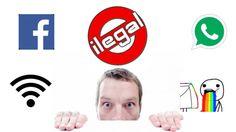 17 (+1) cosas ilegales que haces cada día en Internet sin darte cuenta