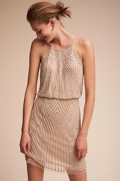 Anthropologie Grand Central Wedding Guest Dress