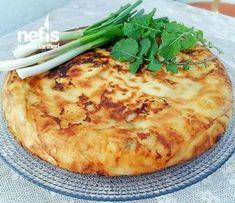 Kremalı Tereyağlı Harika Tava Böreği
