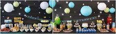 Star Wars Birthday | CatchMyParty.com