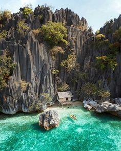 Busuanga, Palawan, Philippines