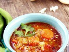 low-cal soups