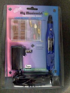 Vogue Professional Electric Easy to use Nail File Drill with Specialty hard to find Attachments Bits Manicure Pedicure Acrylics Gels Natural nails Callus removal All in One. Scholl Velvet Smooth, Dremel Bits, Electric Nail File, Polygel Nails, Diy Nails, Glitter Nails, Acrylic Gel, Nail Drill, Nails At Home