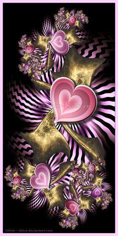 Sweetheart by =Velvet--Glove on deviantART-FRACTAL