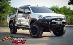 Toyota 4x4, Toyota Trucks, Toyota Hilux, Toyota Tundra, Diesel Trucks, Pickup Trucks, Hilux Mods, Hilux 2017, Nissan Navara