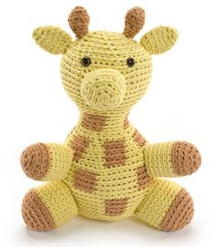 Stretch the Giraffe pattern by Stacey Trock
