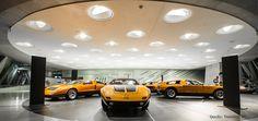 Noch keine Idee zu Pfingsten? Das Mercedes-Benz Museum in Stuttgart lädt am Pfingstsonntag mit freiem Eintritt zu 130 Jahren Automobilgeschichte ein.
