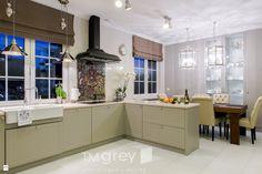 Kuchnia styl Klasyczny - zdjęcie od TiM Grey Projektowanie Wnętrz - Kuchnia - Styl Klasyczny - TiM Grey Projektowanie Wnętrz