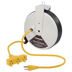 98478 - Retractable Cord Reel with T-Tap - JS Products, Inc.