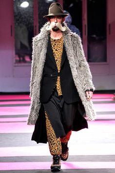 Yohji Yamamoto Fall 2013 Menswear Collection Slideshow on Style.com
