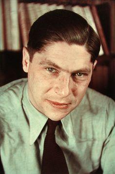 Koestler já vivendo em Paris, em 1940.