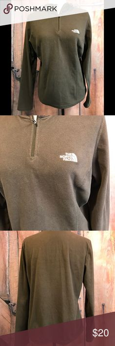 The North Face Fleece ❤️offers welcome ❤️ The North Face brown fleece. Size large ❤️Smoke free home.  Next day shipping. Please feel free to ask any questions. Thank you for shopping my closet. The North Face Tops