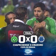 NO FINAL DEU RAPOSA! A Chapecoense lutou até o final do jogo mas o Cruzeiro segura o empate e se classifica na #CopaDoBrasilFOXSports! pic.twitter.com/fizfShnIcu   FOX Sports Brasil (@FoxSports_br) June 2 2017  |FoxSports_br|#Cruzeiro ℹ