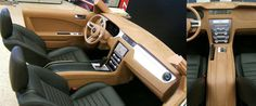 OG | 2009 Ford Mustang GT500 Mk5 | Interior clay model