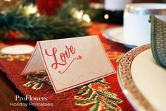 Our printables allow you to make your own coasters, food flags, leftovers labels, napkin rings, placecards and even coloring sheets for the kids just by printing pages, decorating them in your own style and using them for your holiday entertaining.