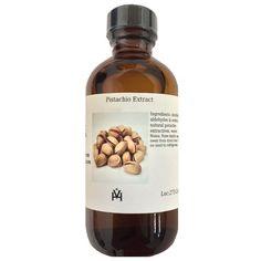 Natural Pistachio Flavor, 4 Ounce OliveNation