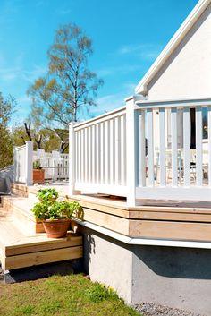 Mura en veranda