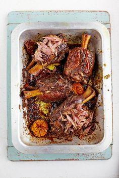 jerky ham hocks | Jamie Oliver | Food | Jamie Oliver (UK)  Yum yum yum in my tum New Year's Day me thinks