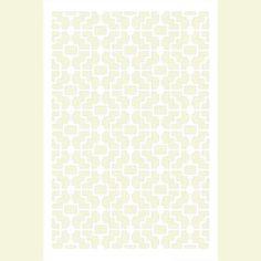 Acurio Latticeworks Ginger Dove 32 in. x 4 ft. White Vinyl Decorative Screen Panel - - The Home Depot Glass Door Coverings, Patio Door Coverings, Indoor Dog Gates, Decorative Screen Panels, Privacy Panels, Porch Privacy, Vinyl Panels, Vinyl Decor, Landscaping Supplies