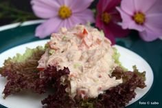Thunfischsalat (Low Carb)