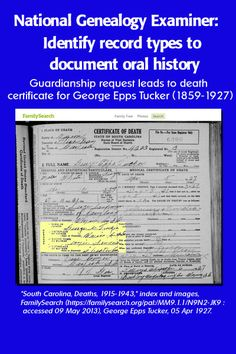 Free Genealogy, Genealogy Research, Family Genealogy, All In The Family, Oral History, Family Search, Library Books, Great Books