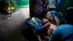 The Mexican state, like many poor areas, has a high death rate among mothers in childbirth. In an effort to change that, village midwives are being linked to modern medicine.