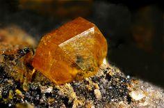Sturmanite,  Ca6(Fe+++,Al,Mn++)2(SO4)2[B(OH)4](OH)12•25(H2O), N'Chwaning III Mine, N'Chwaning Mines, Kuruman, Kalahari manganese Field, South Africa