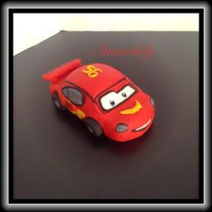 Non n topper a tema cars by smoothly