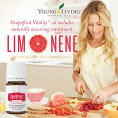 I love all the vitality oils! One of my favorites is grapefruit oil that I can put in my water and drink throughout the day! Love the flavor