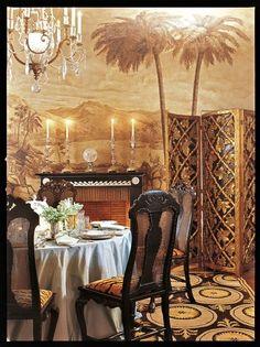 I Love The Rug!    Paris Residence by Alberto Pinto interiors...