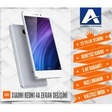 Xiaomi Redmi 4A LCD Ekran Değişim