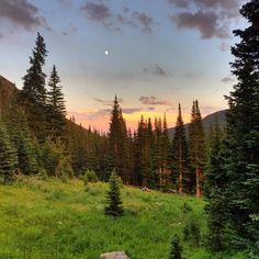 Diamond Lake (Colorado) by Trek Light Gear - Hammock Time (@treklightgear) on Instagram