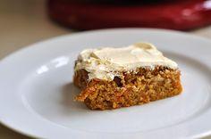 Carrot Cake - Vegan