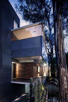 Casa Basáltica, México - grupoarquitectura