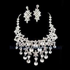 Wholesale Bridal Jewelry Set