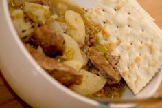 Dean's New Mexico Green Chile Stew