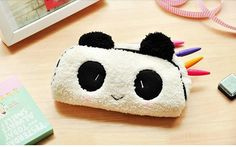 LIMITED TIME ONLY! Get your Intelligent Panda Pencil Case today! Proceeds from every sale go to the World Wildlife Fund (WWF)! Limit: 5 items per order Type: Pencil Case Size: 21x10.5 cm Material: Fab