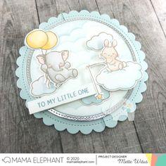 mama elephant | design blog: CREATIVE CUTS HIGHLIGHT: Stacked Circles